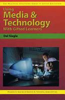 Using Media   Technology with Gifted Learners PDF