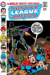 Justice League of America (1960-) #79