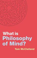 What is Philosophy of Mind  PDF