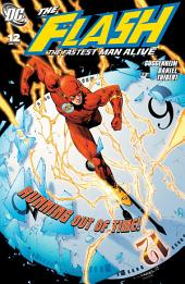 Flash: The Fastest Man Alive (2006-) #12