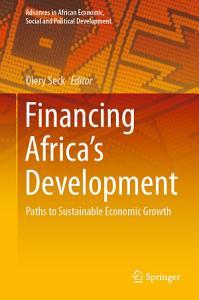 Financing Africa   s Development PDF