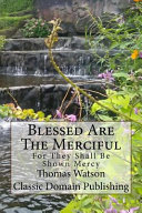 Blessed Are the Merciful PDF