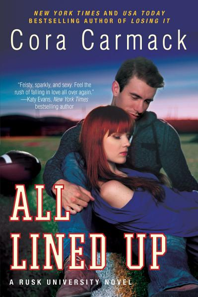 Download All Lined Up Book
