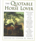 The Quotable Horse Lover PDF