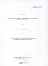 Report on Principles and Application of Heat Treatment for Titanium Alloys PDF
