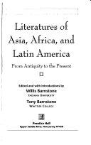 Literatures of Asia, Africa, and Latin America