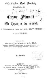 Cursor Mundi0: II, Volume 6