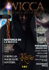 Historia de la Magia Wicca: Revista Wicca Ed. No 1