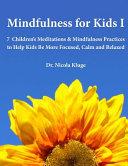 Mindfulness for Kids I