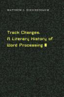 Track Changes PDF