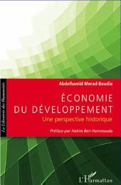 Economie du développement: Une perspective historique