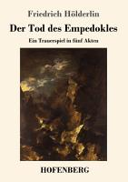Der Tod des Empedokles PDF