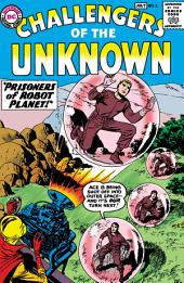Challengers of the Unknown (1958-) #8