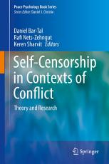 Self Censorship in Contexts of Conflict PDF