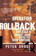 Operation Rollback
