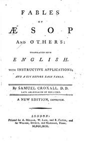Fables of Aesop and Others: