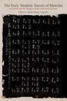 The Early Modern Travels of Manchu PDF