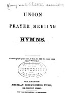 Union Prayer Meeting Hymns PDF