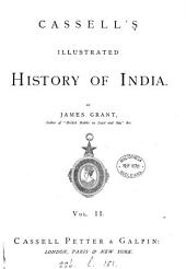 Cassell's Illustrated History of India: Volume 2