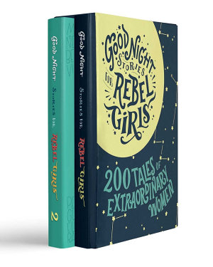 Good Night Stories for Rebel Girls   Gift Box Set