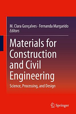 Materials for Construction and Civil Engineering PDF