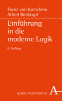 Einf  hrung in die moderne Logik PDF