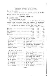 Annual Report of the President of the Ohio Wesleyan University to the Board of Trustees