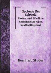 Geologie Der Schweiz