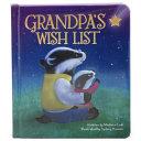Grandpa s Wish List Book