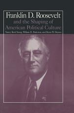 The M E Sharpe Library of Franklin D Roosevelt Studies  v  1 PDF