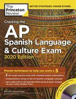 Cracking the AP Spanish Language and Culture Exam PDF