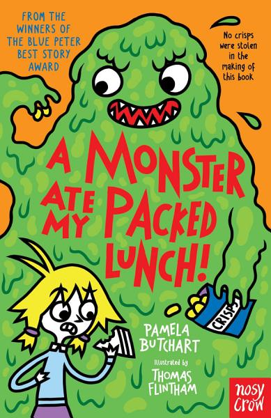 Download A Monster Ate My Packed Lunch  Book