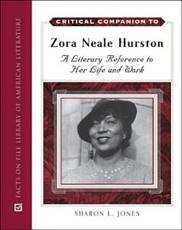 Critical Companion to Zora Neale Hurston PDF
