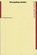 Designing Books PDF