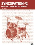 Syncopation No  2  In the Jazz Idiom for the Drum Set PDF
