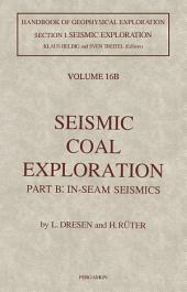 Seismic Coal Exploration: In-Seam Seismics