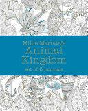 Millie Marotta's Animal Kingdom – journal set