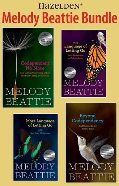 Melody Beattie 4 Title Bundle Codependent No More And 3 Other Best Sellers By M