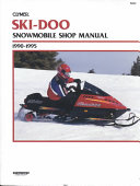 Ski Doo Snowmobile 90 95 PDF