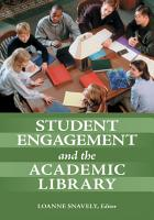 Student Engagement and the Academic Library PDF