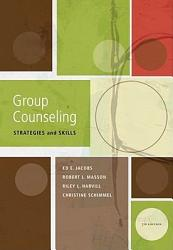 Group Counseling Strategies And Skills Book PDF