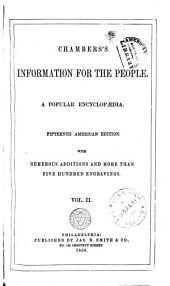 Chambers's information for the people: a popular encyclopaedia, Volume 2