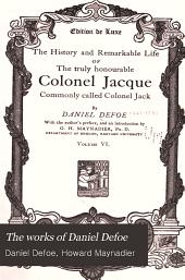 The Works of Daniel Defoe: Volume 6
