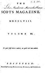 The Scots Magazine: Volume 20
