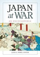 Japan at War  An Encyclopedia PDF