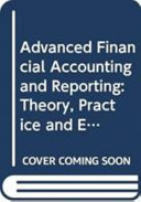 Advanced Financial Accounting and Reporting PDF