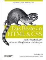Das Beste an HTML   CSS PDF