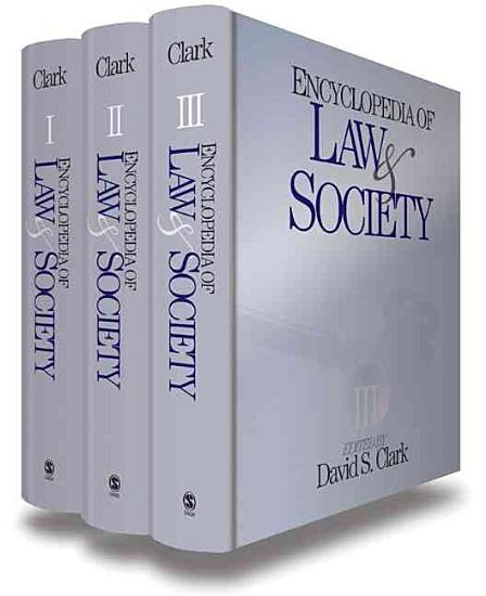 Encyclopedia of Law and Society PDF