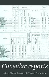 Consular Reports: Commerce, Manufactures, Etc, Volume 19