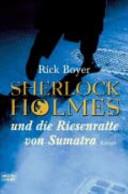 Sherlock Holmes und die Riesenratte von Sumatra PDF
